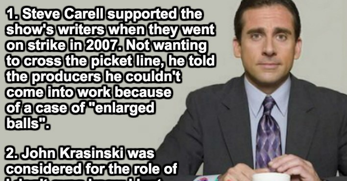 20 Little Known Facts About The Office  Even Dwight Would Be